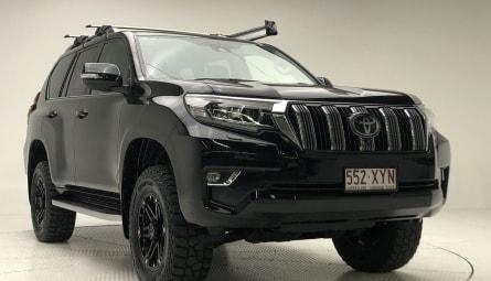 2018  Toyota Landcruiser Prado Vx Wagon