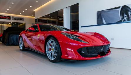 2018  Ferrari 812 SuperfastCoupe