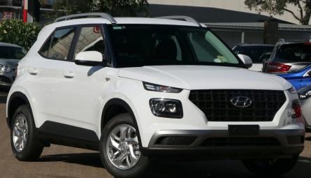 2021  Hyundai VenueWagon
