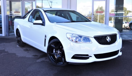 2017 Holden UteUte Extended Cab