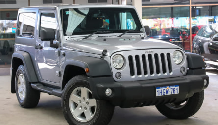 2014 Jeep Wrangler Sport Softtop