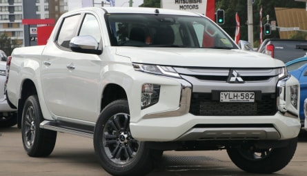 2021  Mitsubishi Triton Gls Utility Double Cab
