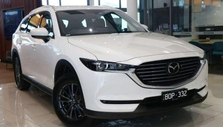 2021  Mazda CX-8 Touring Wagon