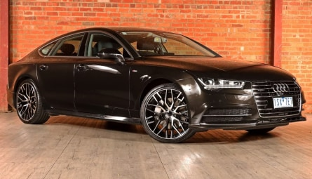 2015 Audi A7 S Line Sportback