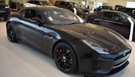 2019  Jaguar F-TYPE R-dynamic 280kw Coupe