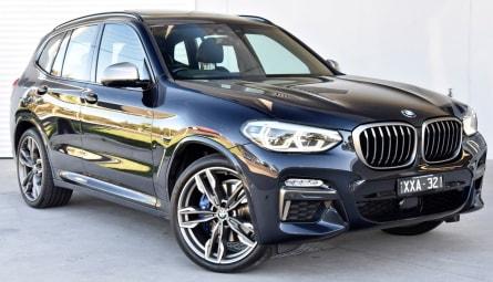 2018 BMW X3 M40i Wagon