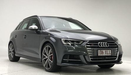 2017  Audi S3Sportback