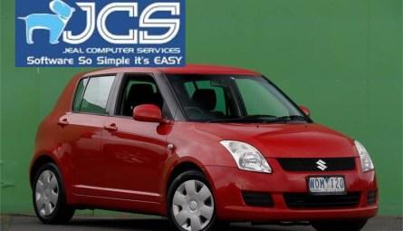 2008  Suzuki SwiftHatchback