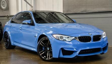 2016  BMW M3Sedan