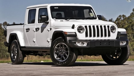 2020 Jeep Gladiator Overland Pick-up Dual Cab