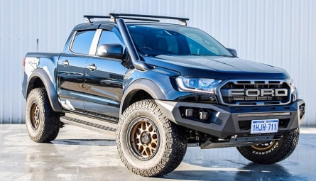 2021  Ford Ranger Raptor Pick-up Double Cab