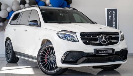 2018  Mercedes-Benz Gls-class Gls63 Amg Wagon