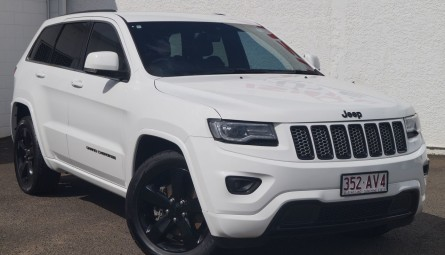 2014 Jeep Grand Cherokee Blackhawk Wagon