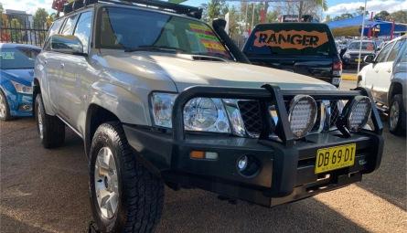 2015  Nissan Patrol St Wagon