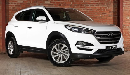 2015  Hyundai Tucson Elite Wagon