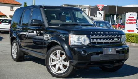 2010  Land Rover Discovery 4 Sdv6 Se Wagon