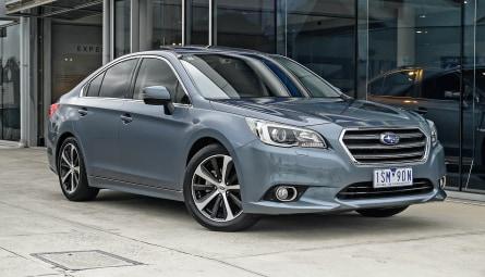 2015 Subaru Liberty 2.5i Premium Sedan