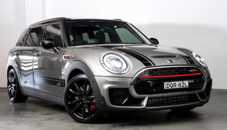 2017 MINI Clubman John Cooper Works Wagon