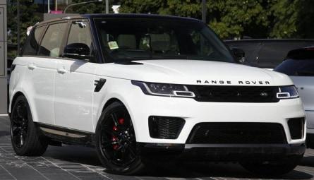 2021  Land Rover Range Rover Sport Di6 258kw Hse Wagon