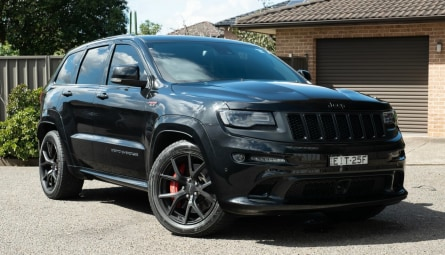 2016 Jeep Grand Cherokee SRT Night Edition Wagon