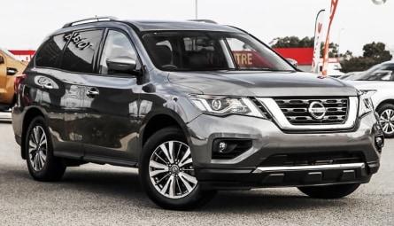2020 Nissan Pathfinder ST-L Wagon