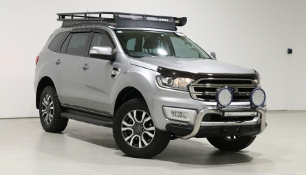 2016 Ford Everest Trend Wagon