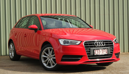 2013 Audi A3 Attraction Sportback