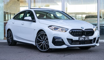 2021  BMW 2 Series 220i M Sport Gran Coupe