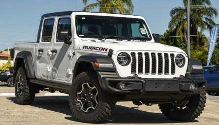2021 Jeep Gladiator Rubicon Pick-up Dual Cab
