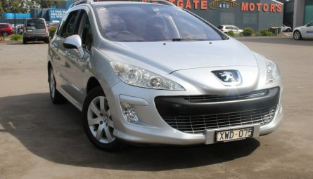 2010 Peugeot 308 XSE Touring