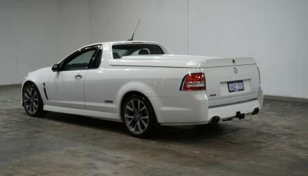2013  Holden Ute Ss V Ute Extended Cab