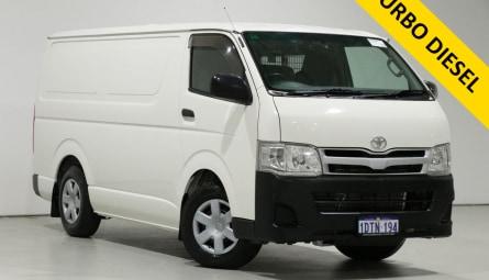 2011  Toyota HiAceVan