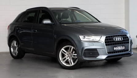 2018  Audi Q3 Tfsi Wagon