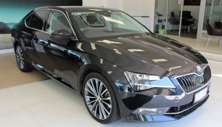 2019  Skoda Superb 206tsi Sedan