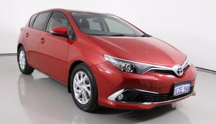2016 Toyota Corolla Ascent Sport Hatchback