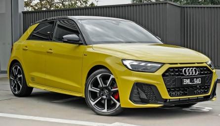 2020 Audi A1 40 TFSI S line Sportback