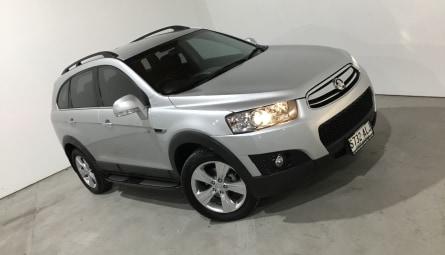 2011  Holden Captiva 7 Cx Wagon