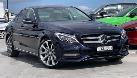 2015 Mercedes-Benz C-Class C250 Sedan