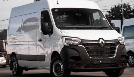 2021  Renault Master Pro 120kw Van