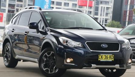 2016 Subaru XV 2.0i-S Wagon