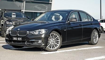 2016  BMW 3 Series 330i Luxury Line Sedan