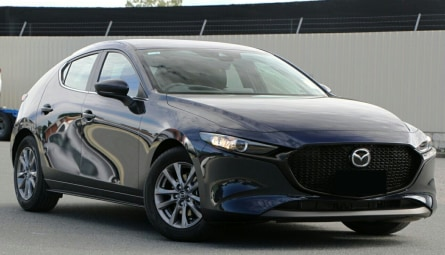 2021  Mazda 3 G20 Pure Hatchback