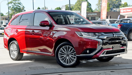 2019 Mitsubishi Outlander PHEV ES ADAS Wagon