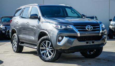 2018  Toyota Fortuner Gxl Wagon