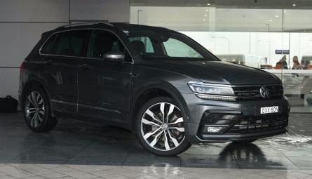 2018  Volkswagen Tiguan 162tsi Highline Wagon
