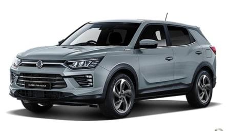 2020  SsangYong Korando Ultimate Wagon
