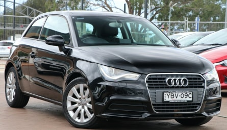 2013 Audi A1 Attraction Hatchback