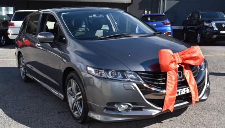 2011 Honda Odyssey Luxury Wagon
