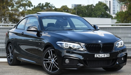 2020 BMW 2 Series 220i M Sport Coupe