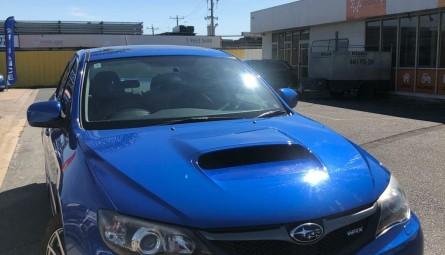 2010 Subaru Impreza WRX Club Spec 10 Sedan